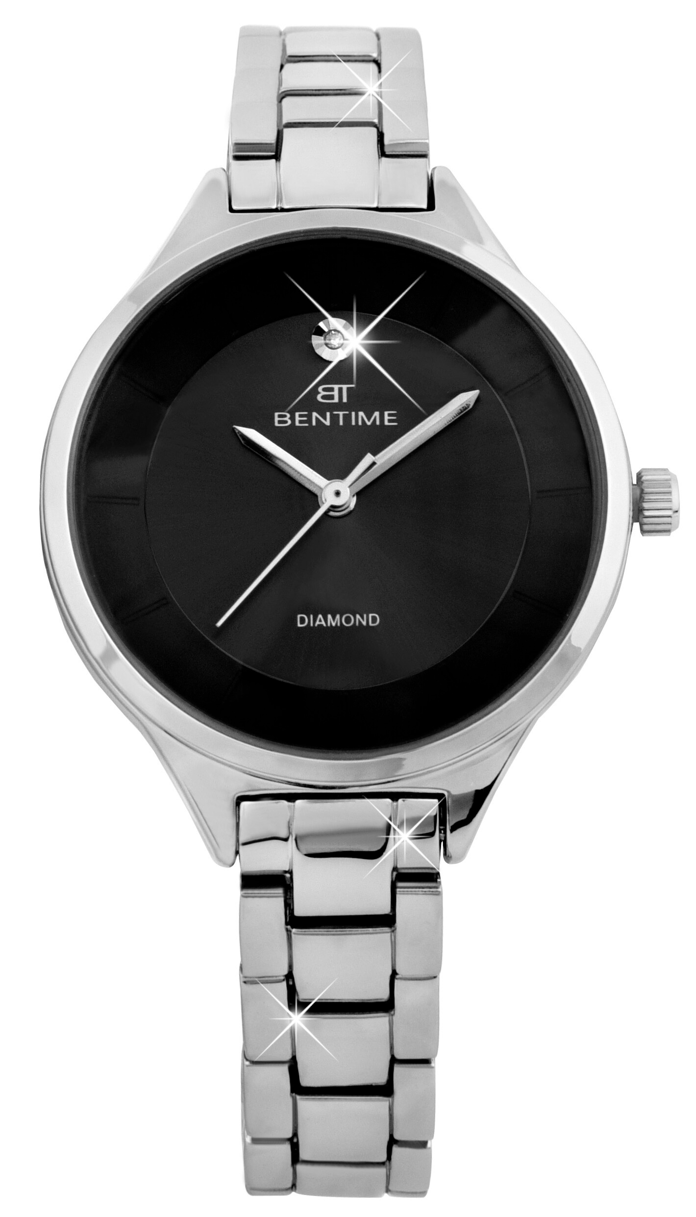 Bentime Dámské hodinky s diamantom 027-9MB-PT12102C Doprava a 1 rok ... 19ebe5c45f