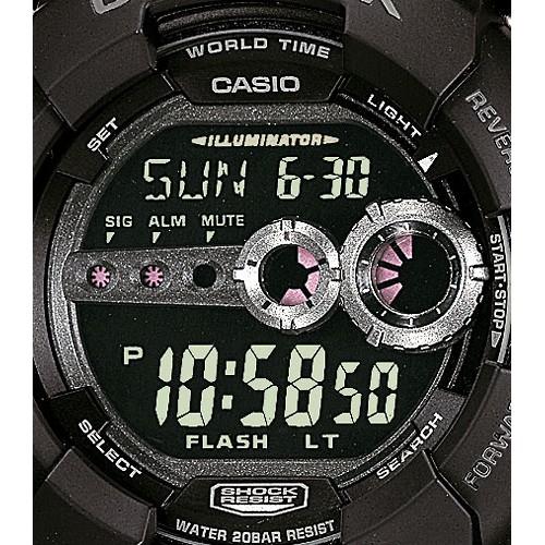 Casio The G G-SHOCK GD-100-1BER Doprava a 1 rok záruky naviac ... c415ef4f8e5
