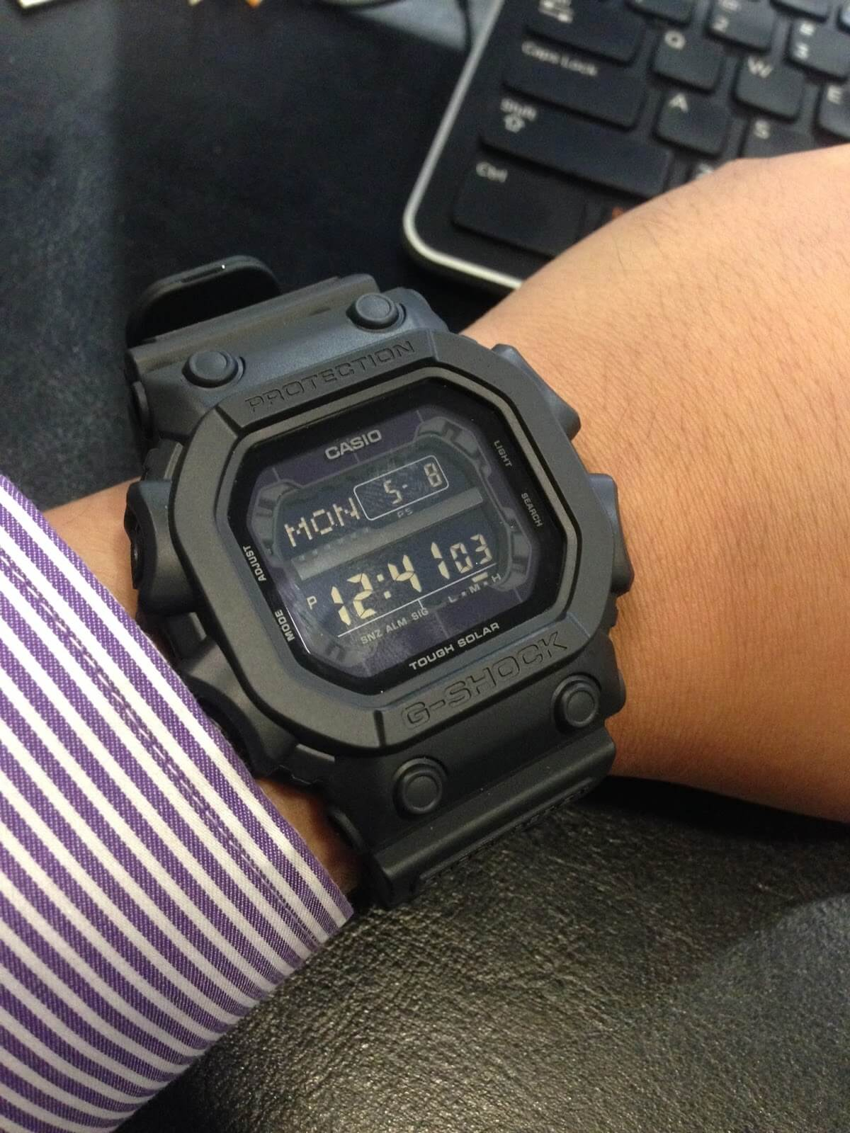 Casio G-SHOCK - King of G GX 56BB-1 Doprava ZDARMA  6aeab0507e