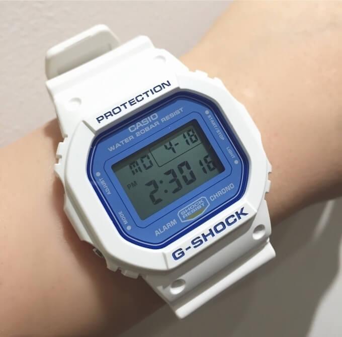Casio The G G-SHOCK DW 5600WB-7 Doprava ZDARMA  cec0c538c99
