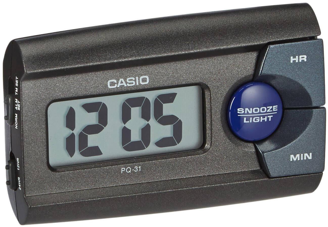 15cb8dd2cea Casio Budík PQ 31-1