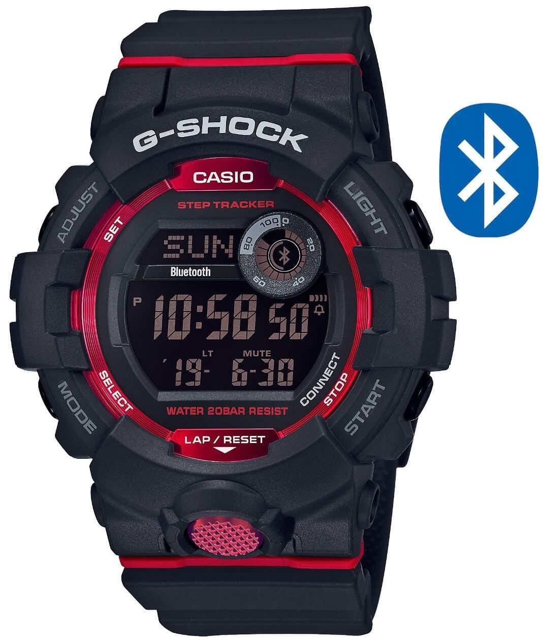 Casio G-Shock G-SQUAD GBD 800-1 Doprava ZDARMA  797accbf01f
