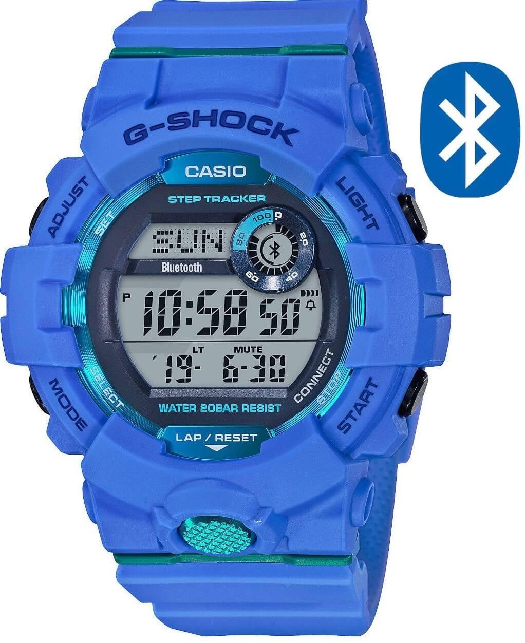 189e7370c17 Casio G-Shock G-SQUAD GBD 800-2 Doprava ZDARMA
