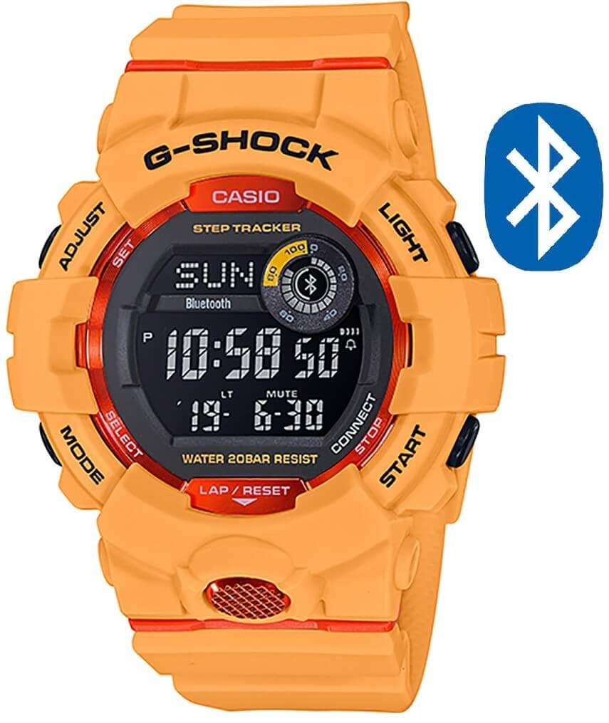 Casio G-Shock G-SQUAD GBD 800-4 Doprava ZDARMA  2a3034bd794