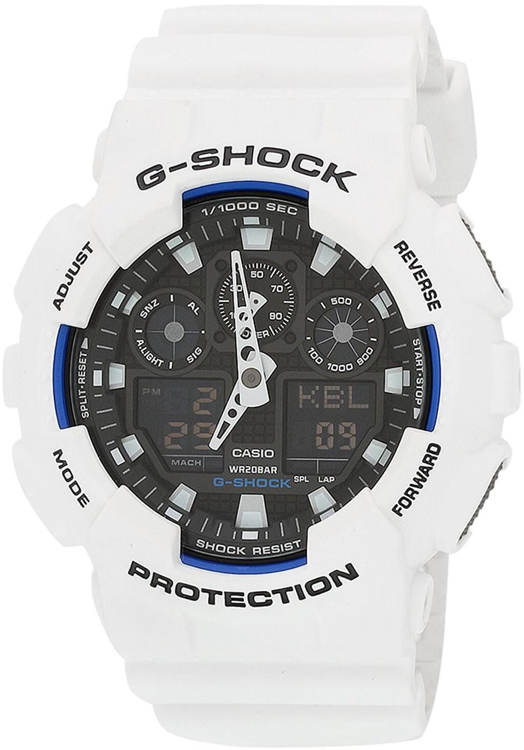 Casio The G G-SHOCK GA 100B-7A Doprava ZDARMA  f0cda16571b