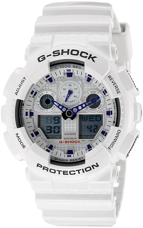 Casio The G G-SHOCK GA 100A-7A Doprava ZDARMA  baccaa3cd60