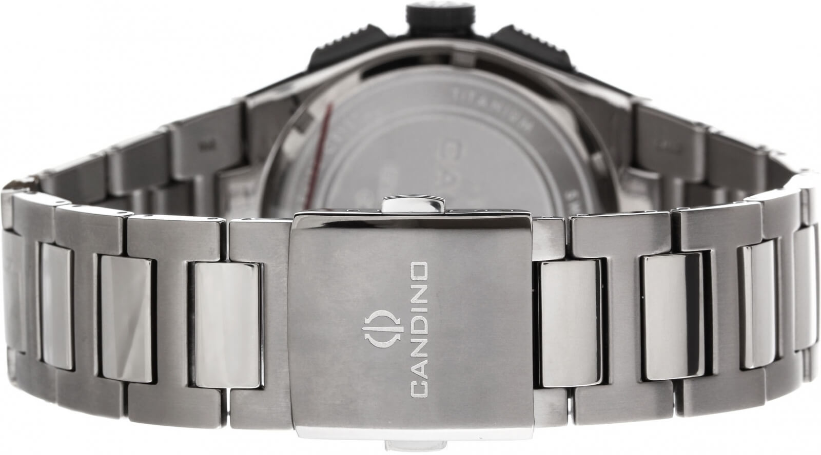 f9390dbce32 Candino Titanium C4603 3 Doprava a roční pojištění hodinek ZDARMA ...