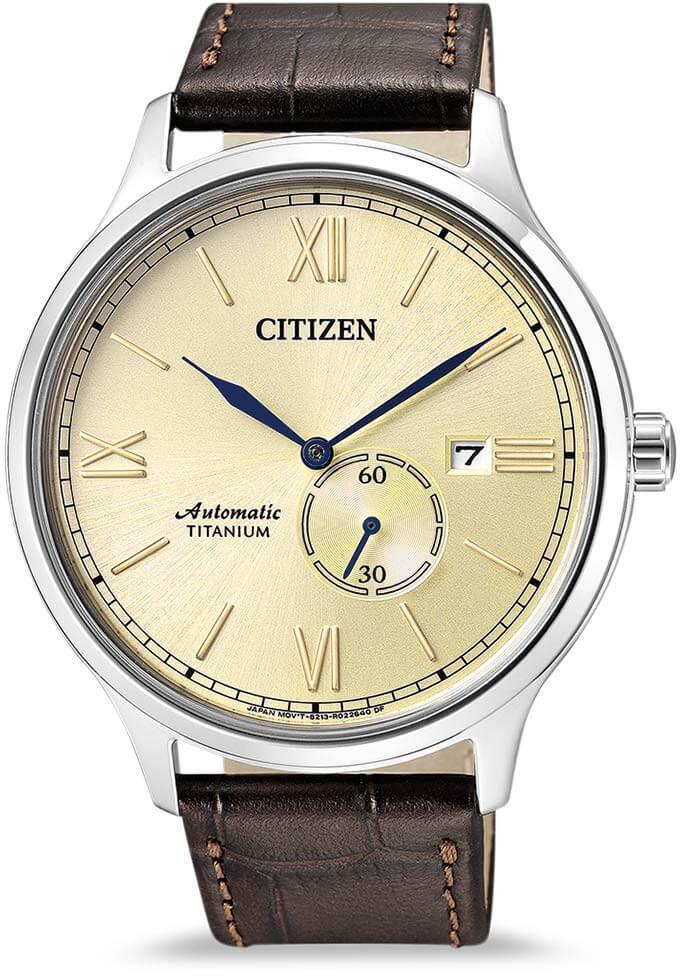 a9c0bf02ca7 Citizen Automatic Super Titanium NJ0090-13P Doprava a roční ...