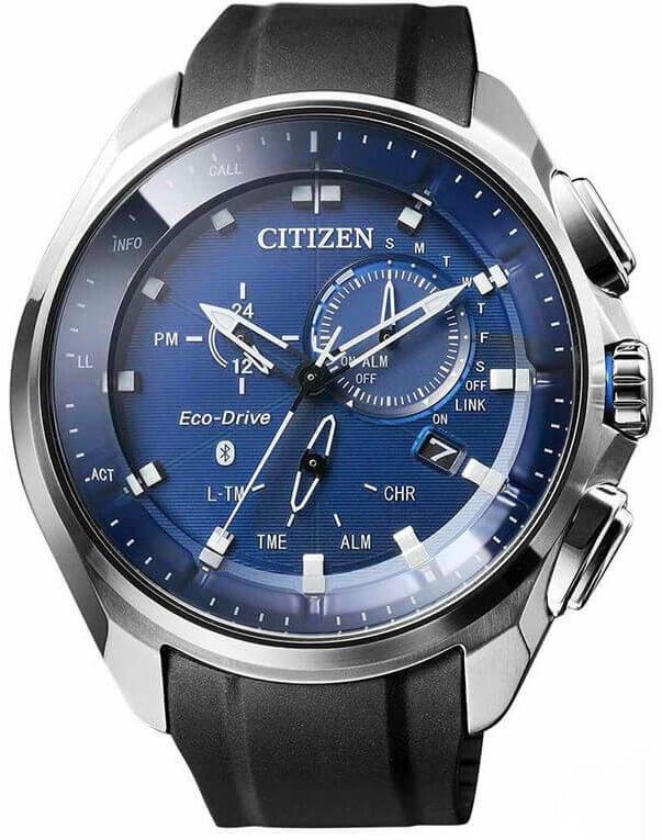 Citizen Eco-Drive Bluetooth Smartwatch BZ1020-14L Doprava a roční ... df824b30e0