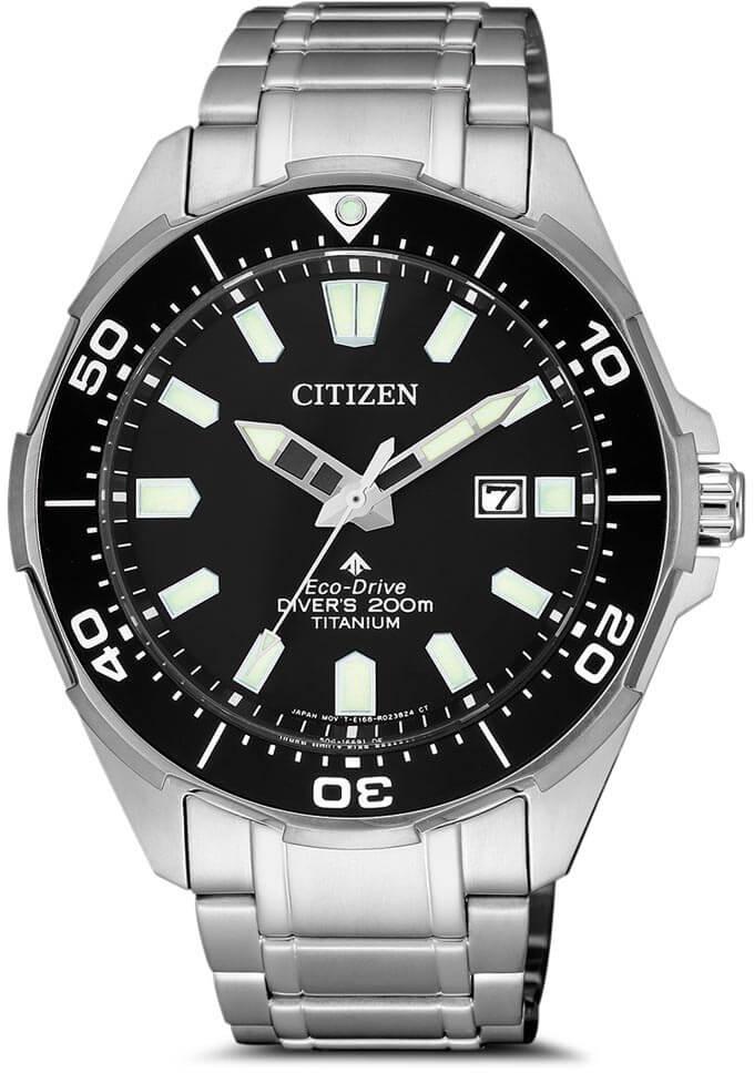 Citizen Promaster Eco-Drive Promaster Marine Titanium BN0200-81E ... e71a1bd3a80