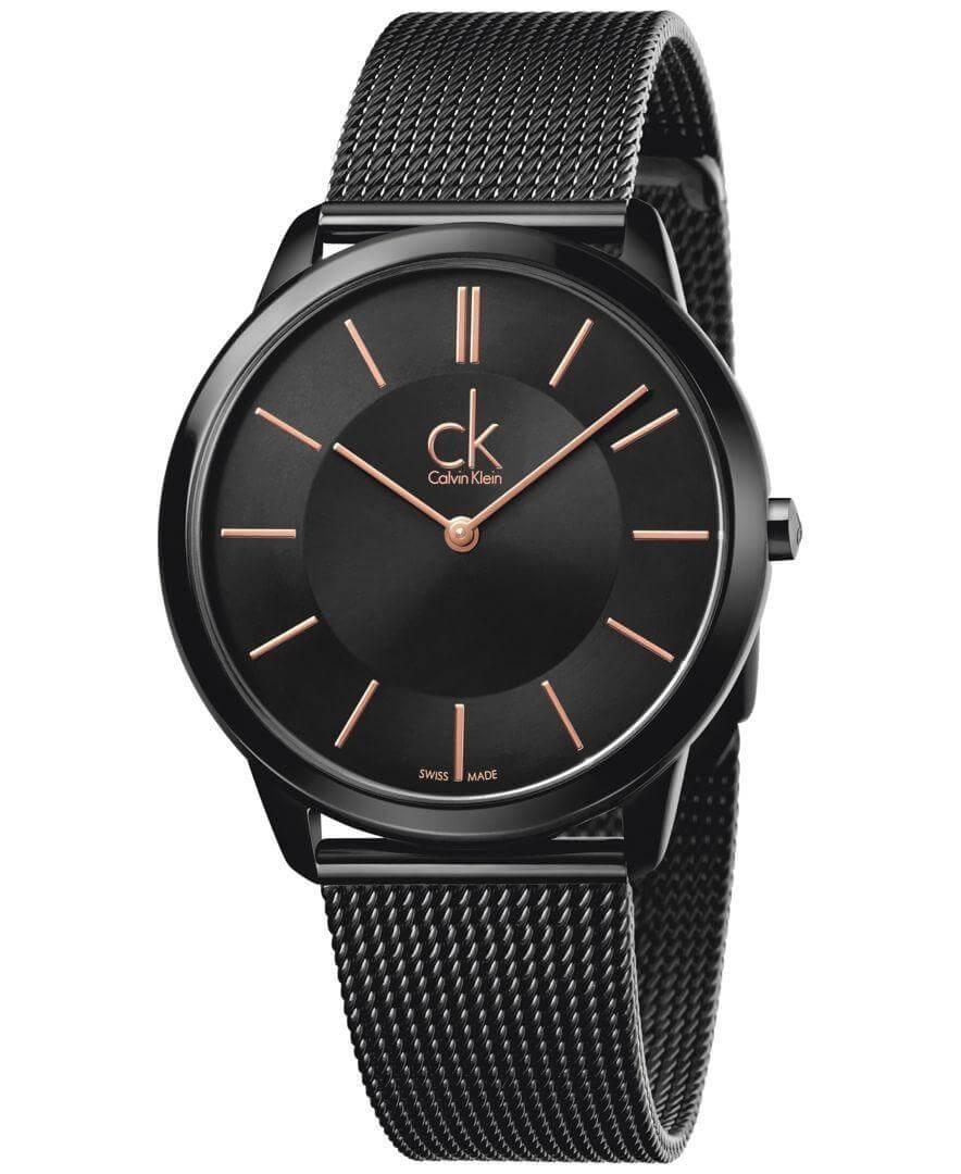 Calvin Klein Minimal K3M21421 Doprava a roční pojištění hodinek ... b5e1024c89