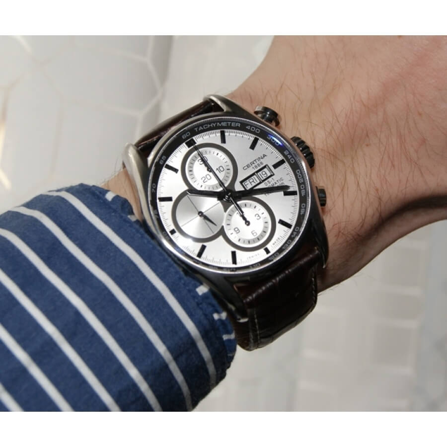 Certina HERITAGE COLLECTION - DS 1 - Chrono C006.414.16.031.00 ... 48abb1ce174