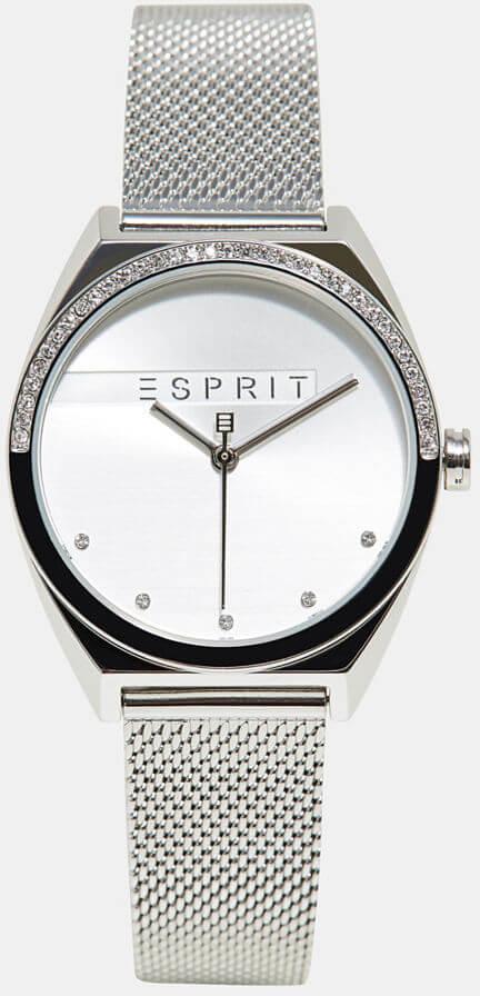Esprit Slice Glam Silver Mesh ES1L057M0045 Doprava ZDARMA  46c527a67ed