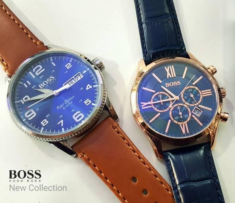 944271d4f Hugo Boss Black Pilot 1513331 Doprava a roční pojištění hodinek ...