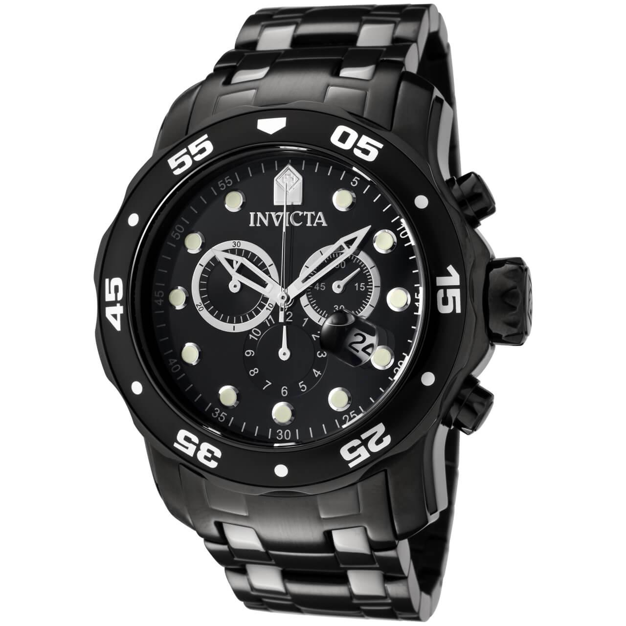 52da1ba18b2 Invicta Invicta Pro Diver 0076 Doprava a roční pojištění hodinek ...