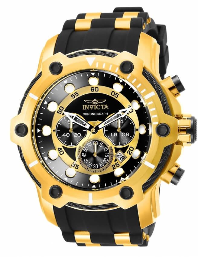 04273246515 Invicta Reserve Bolt 26751 Doprava a roční pojištění hodinek ZDARMA ...