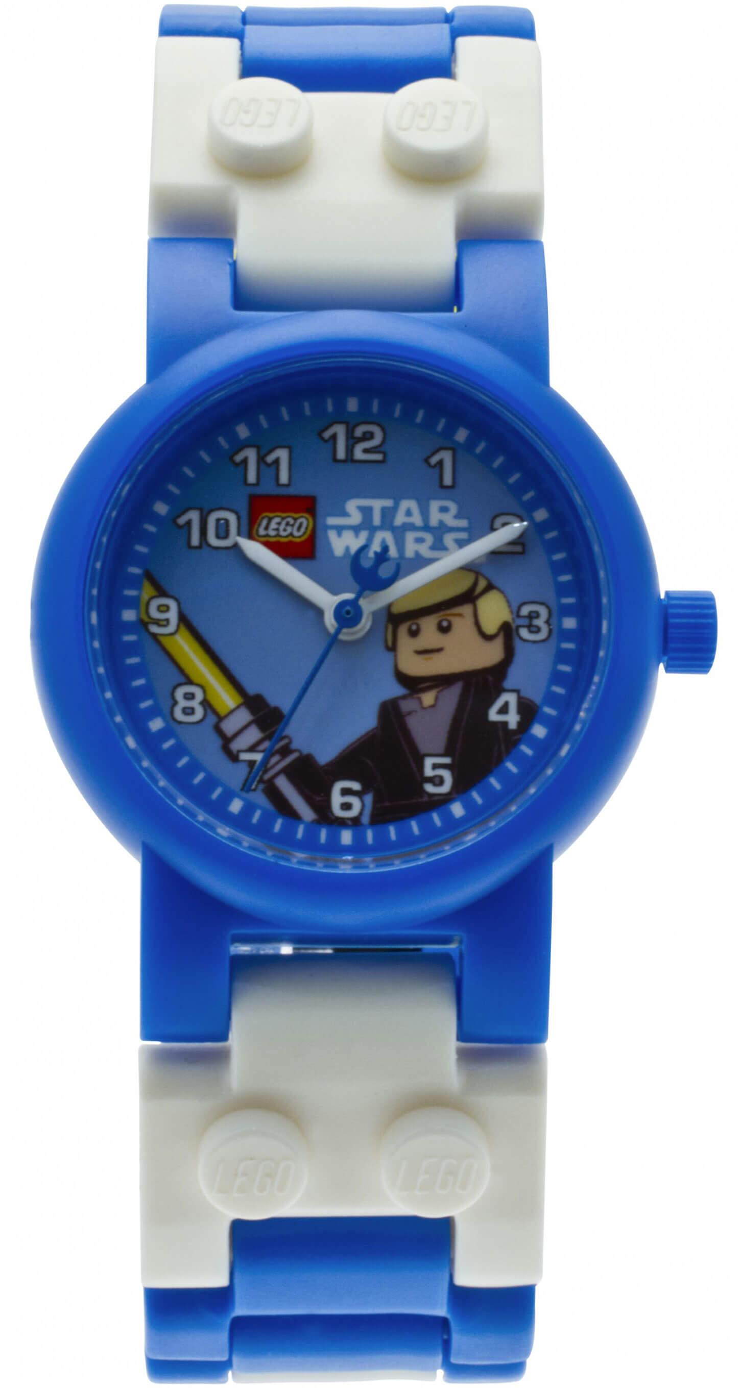 9ff6db197ef Lego Star Wars Luke Skywalker Kids` Watch 8020356