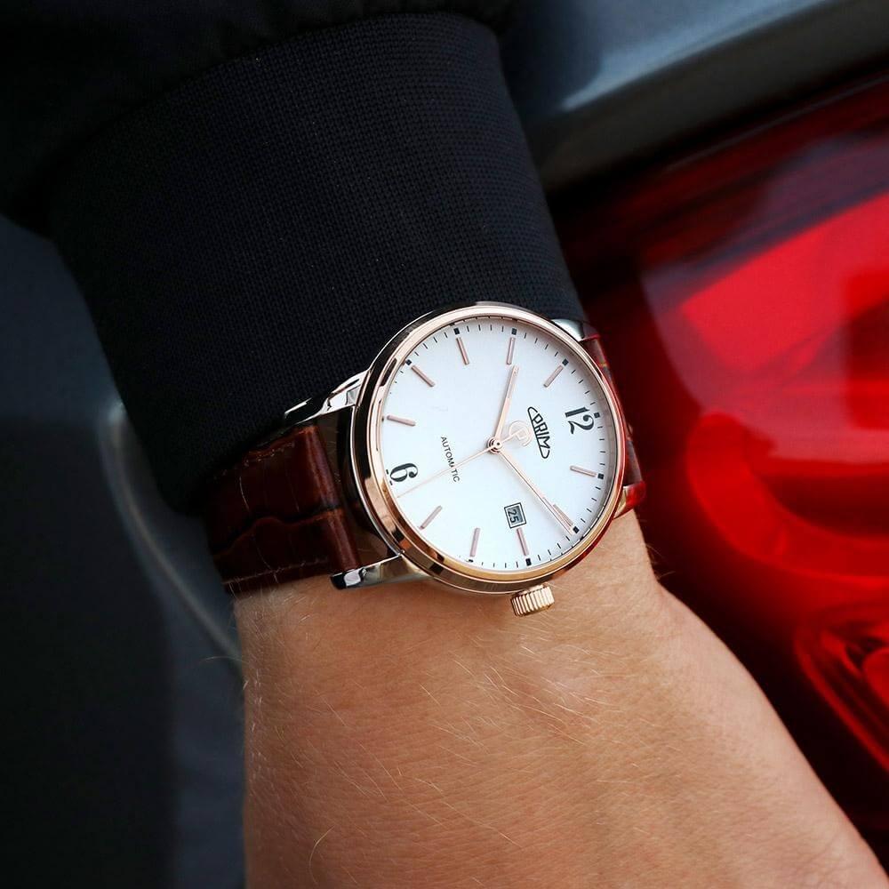af29a0fdab7 Prim Epocha - E W01P.13078.E Doprava a roční pojištění hodinek ...