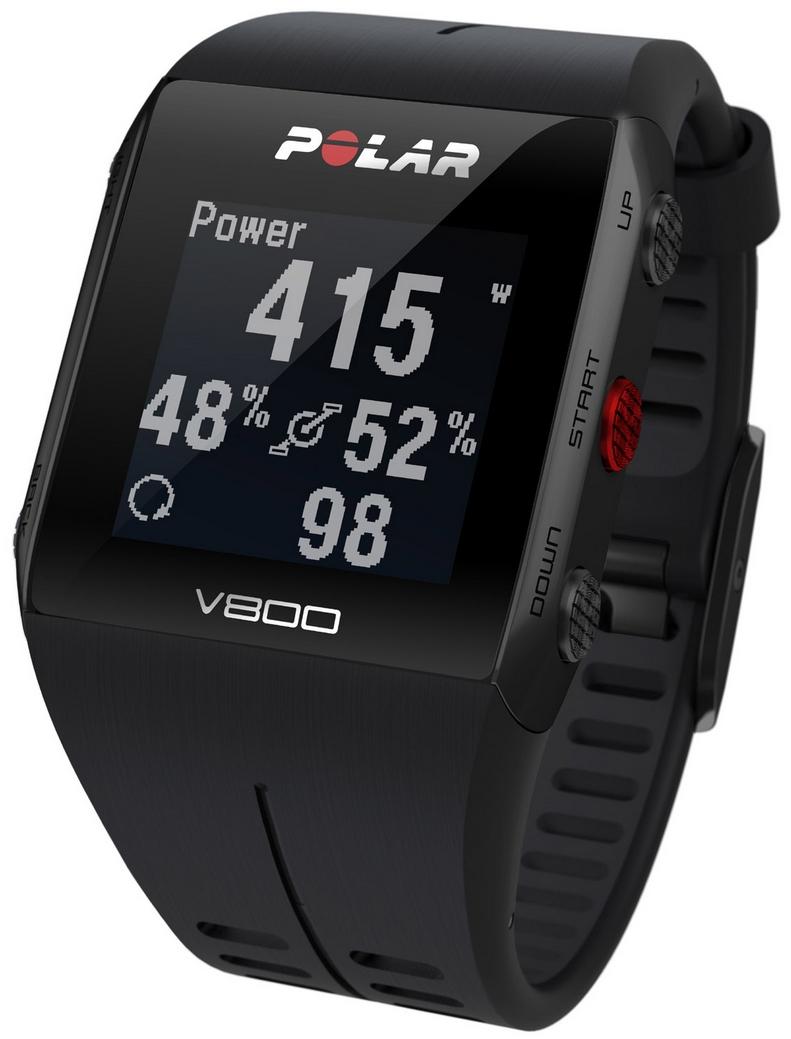 Polar V800 HR černý Doprava a roční pojištění hodinek ZDARMA ... be3b213acda