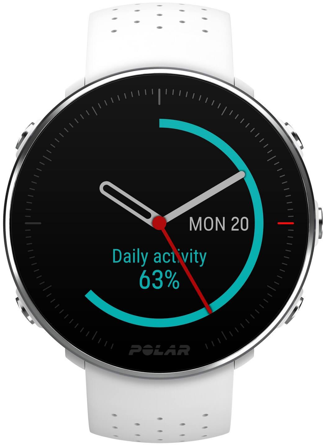 Polar VANTAGE M bílý M L Doprava a roční pojištění hodinek ZDARMA ... 1cc1448c01b