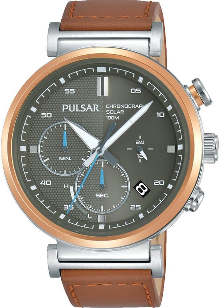 Pulsar PZ5070X1 Doprava a roční pojištění hodinek ZDARMA  f77e3f196d