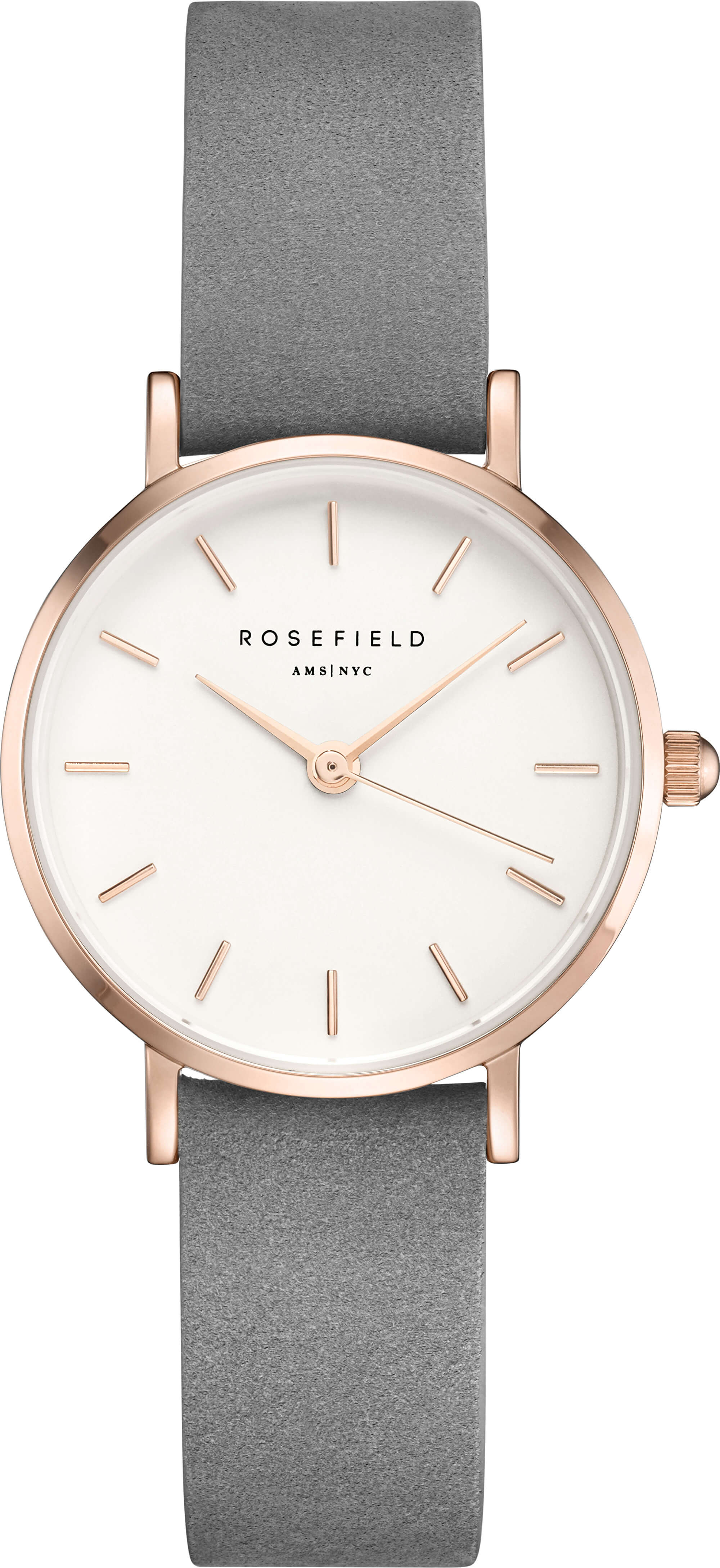 74189a1172 Rosefield The Small Edit Elephant Grey   Rose Gold Doprava ZDARMA ...