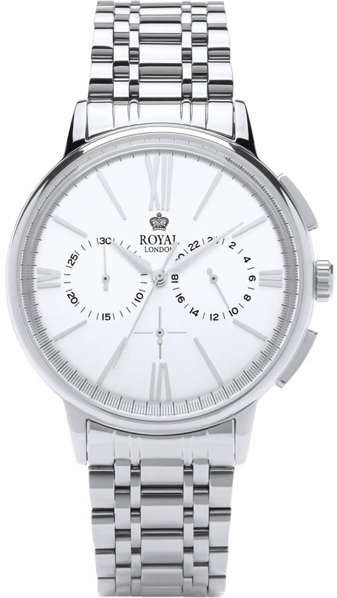Royal London 41370-11 Doprava a roční pojištění hodinek ZDARMA ... b04e2e1f727