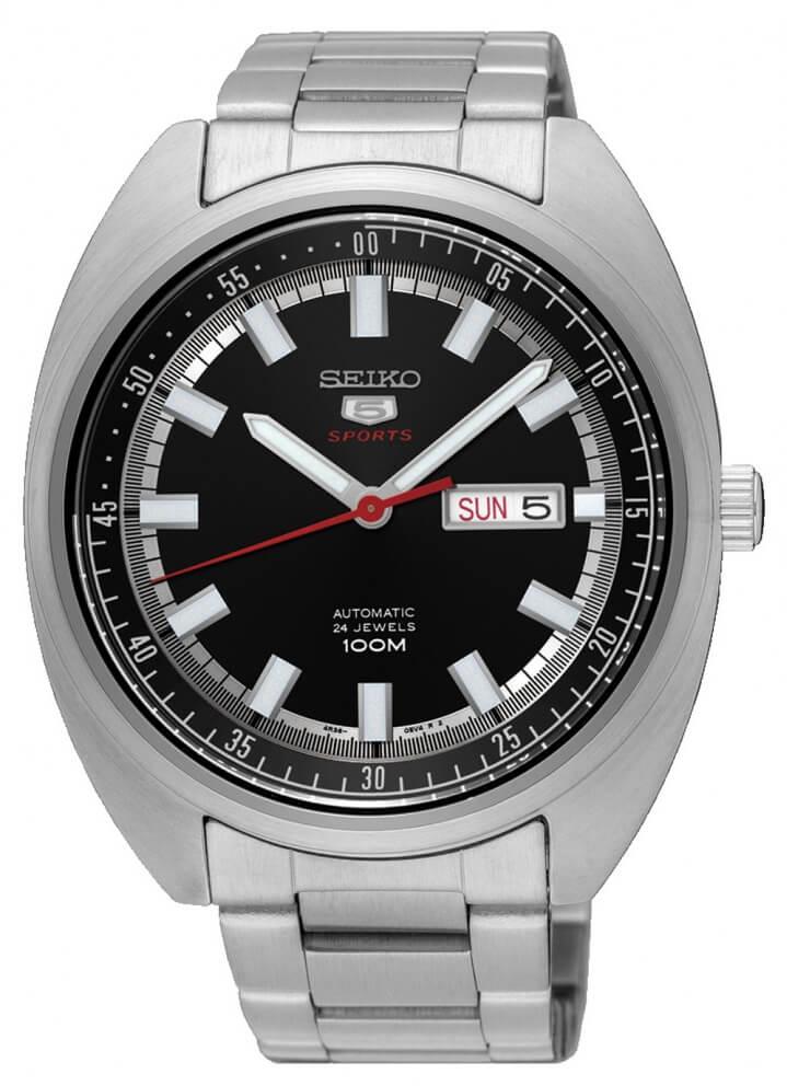 Seiko 5 - automat SRPB19K1 Doprava a roční pojištění hodinek ZDARMA ... 1cf0389da1e