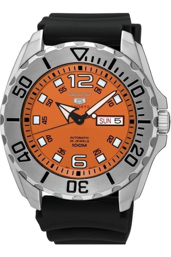 Seiko 5 - automat SRPB39K1 Doprava a roční pojištění hodinek ZDARMA ... 2c70a990825