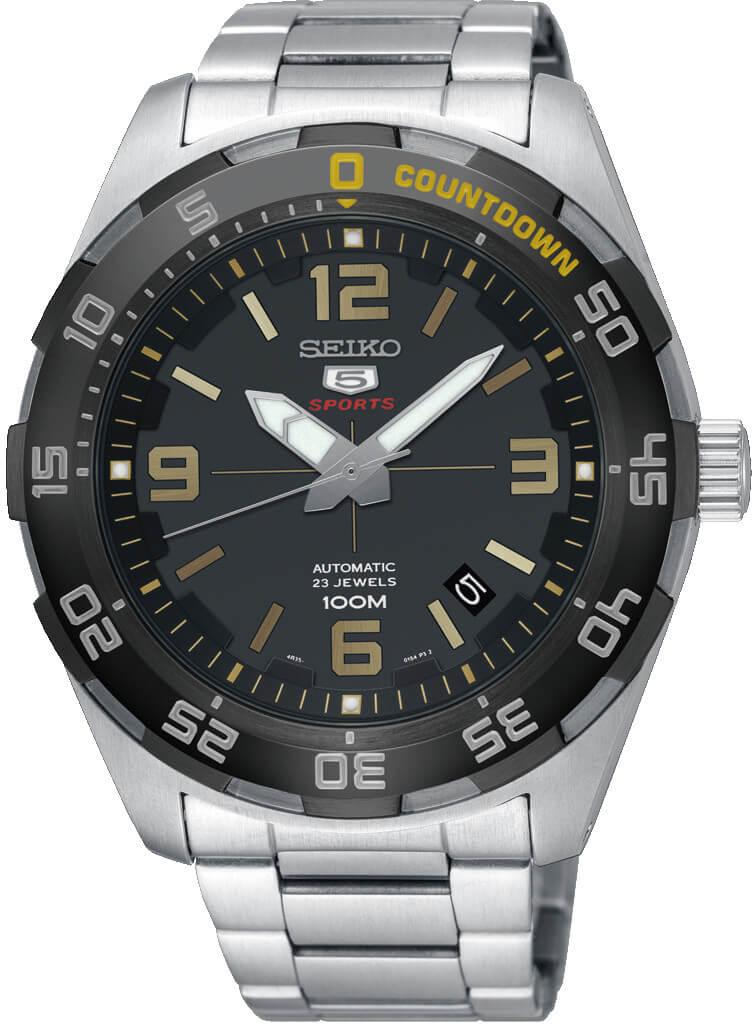 c2a844fc48b Seiko 5 - automat SRPB83K1 Doprava a roční pojištění hodinek ZDARMA ...