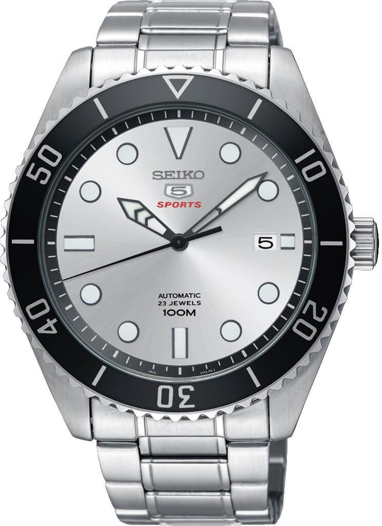 d82ff525a4a Seiko 5 - automat SRPB87K1 Doprava a roční pojištění hodinek ZDARMA ...