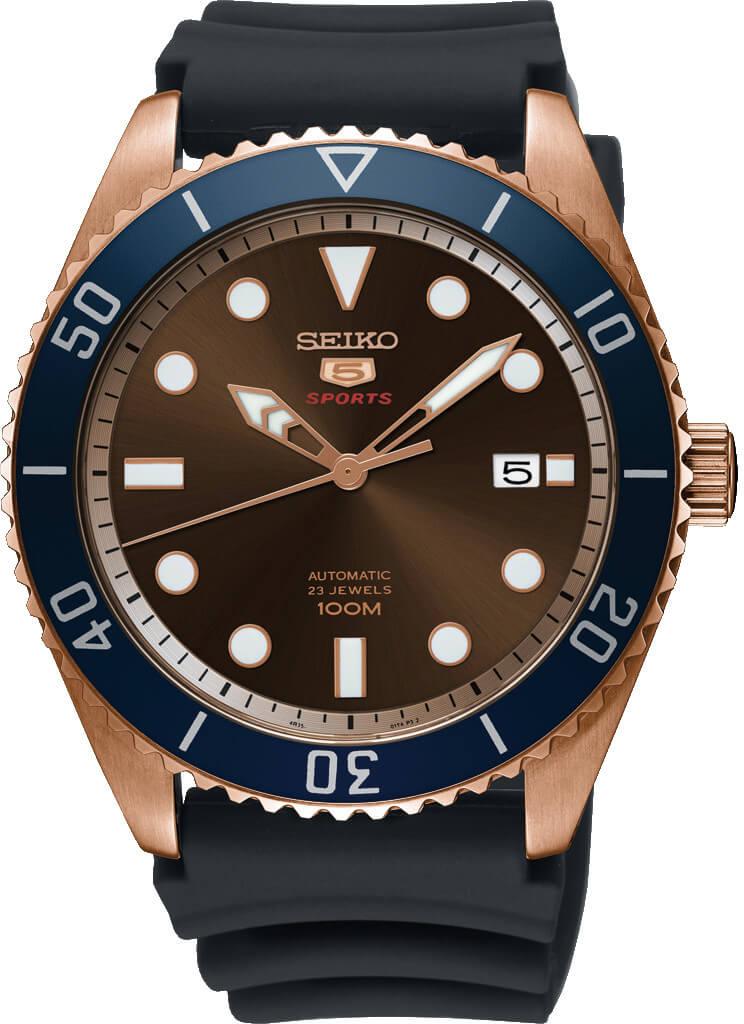 9e29ea469b8 Seiko 5 - automat SRPB96K1 Doprava a roční pojištění hodinek ZDARMA ...