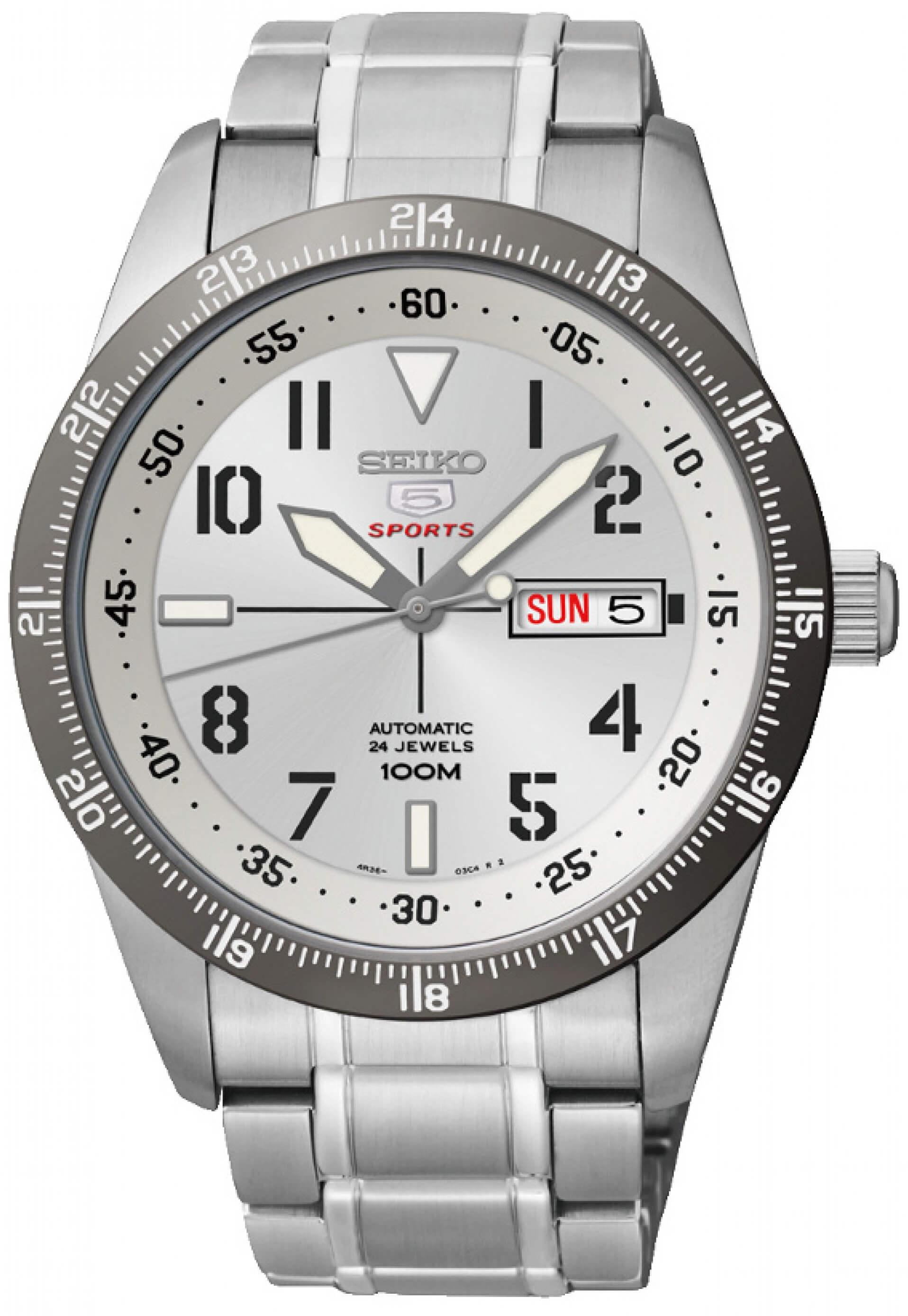 0b051d31bb0 Seiko Automat SRP517K1 Doprava a roční pojištění hodinek ZDARMA ...