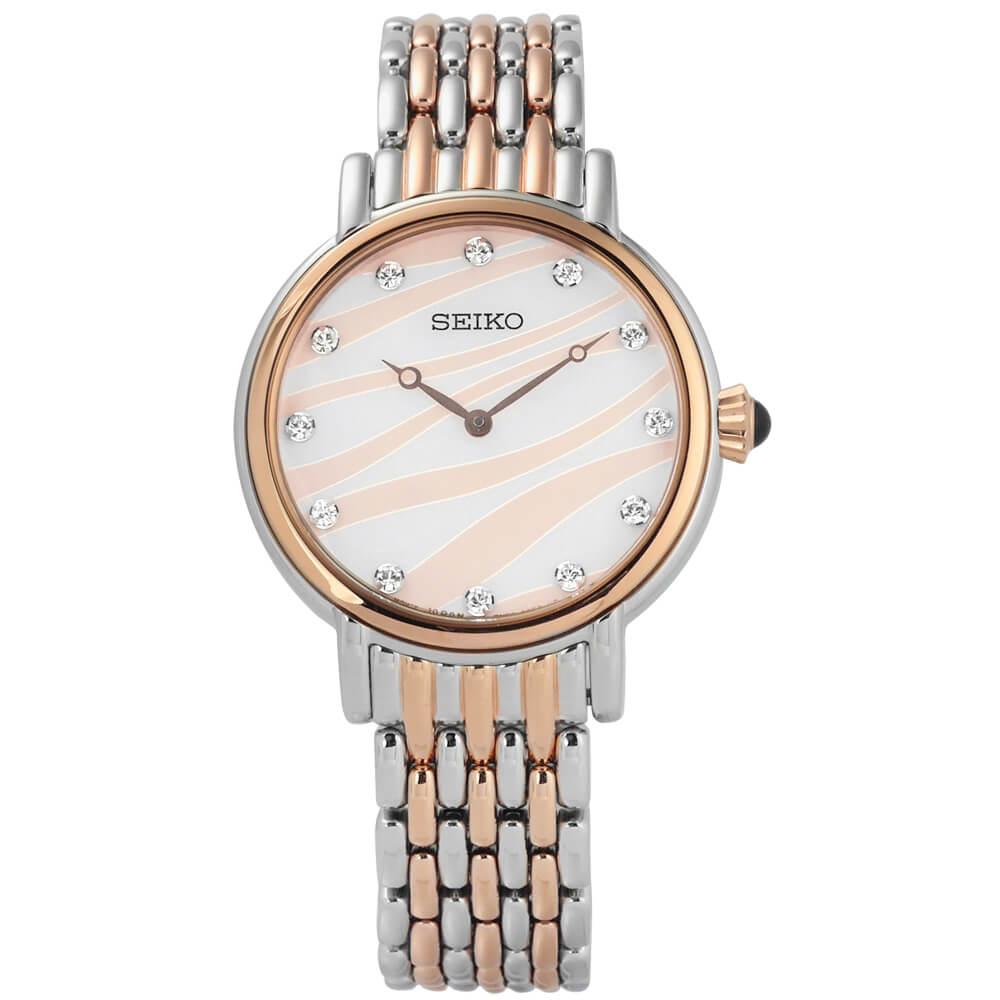 8ecb88c71c3 Seiko SFQ806P1 Doprava a roční pojištění hodinek ZDARMA