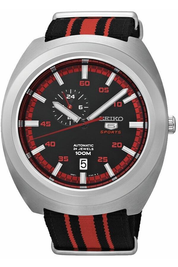 Seiko SSA287K1 Doprava a roční pojištění hodinek ZDARMA  f0279860c6b