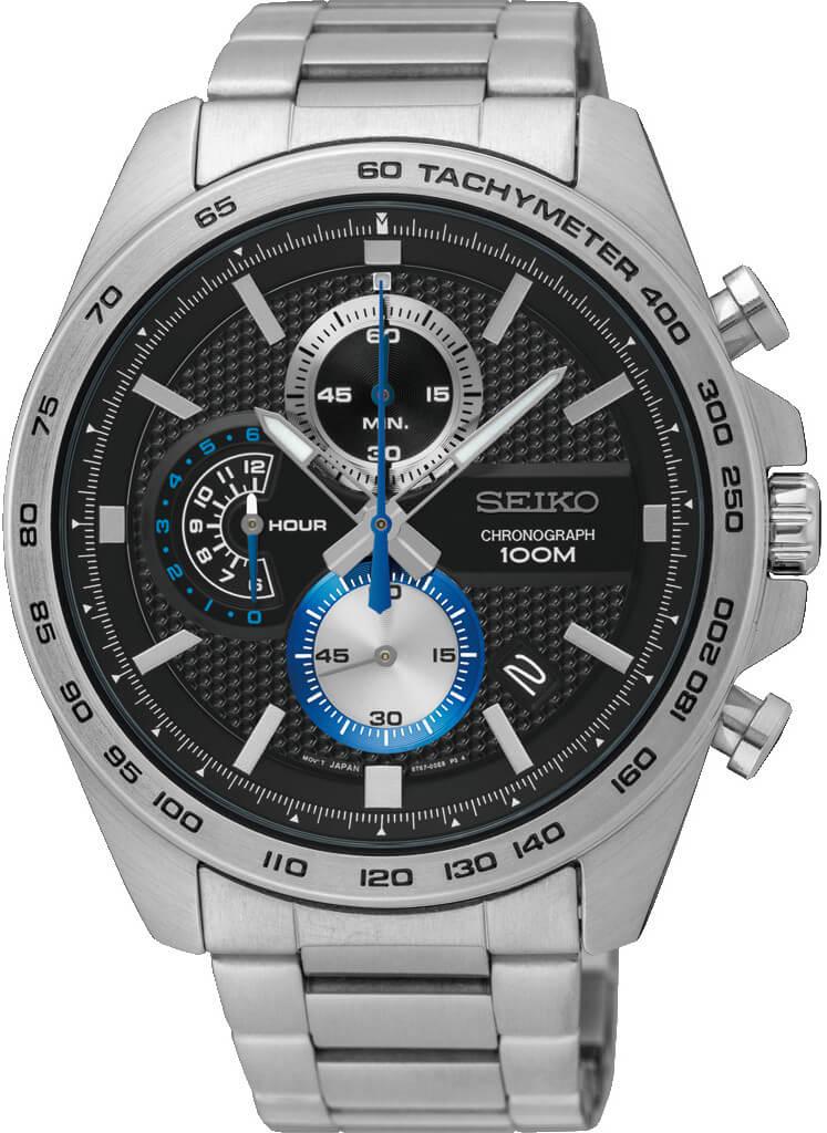 Seiko SSB257P1 Doprava a roční pojištění hodinek ZDARMA  b54a7dfb0e6