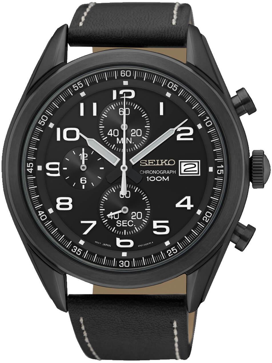 Seiko SSB277P1 Doprava a roční pojištění hodinek ZDARMA  c635f0b4e2e