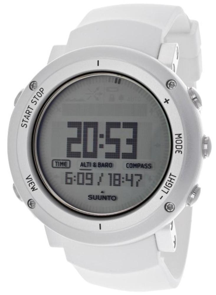 Suunto Core Alu Pure White Doprava a roční pojištění hodinek ZDARMA ... d9670d3ac3