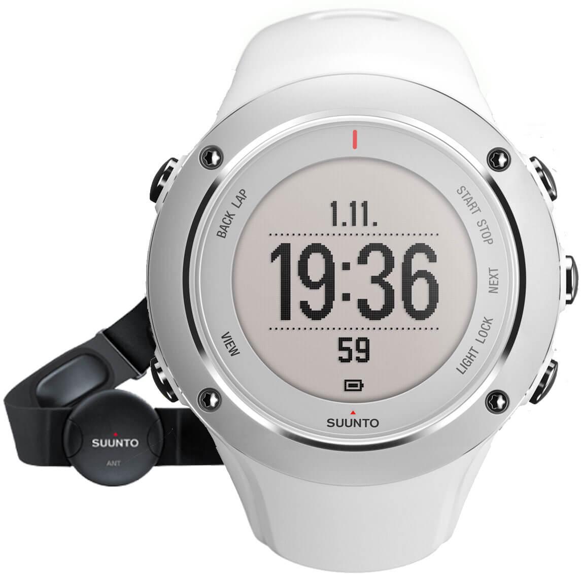 Suunto Outdoor Ambit2 S White HR Doprava a roční pojištění hodinek ... f1be64f989e
