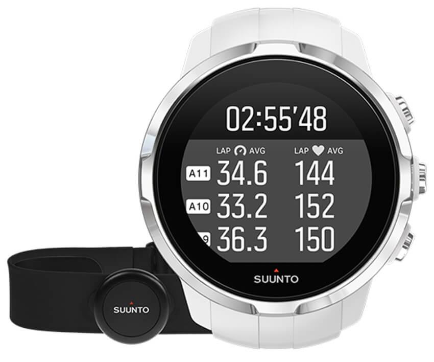 764a35d77aa Suunto Spartan Sport White HR Doprava a roční pojištění hodinek ...