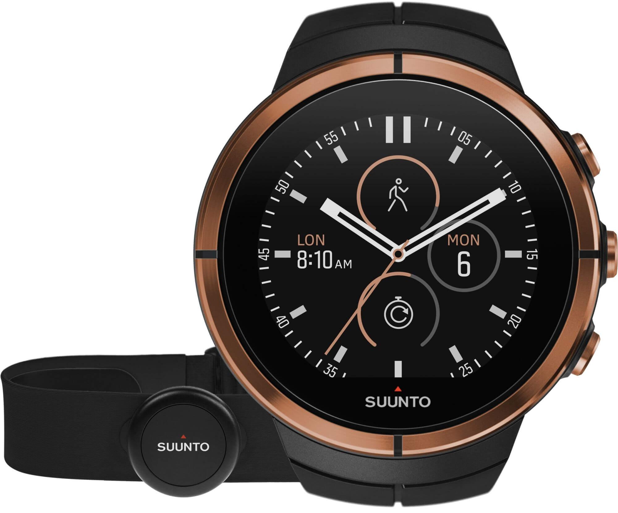 Suunto Spartan Ultra Copper Special Edition HR Doprava a roční ... 1bab0cb6df7