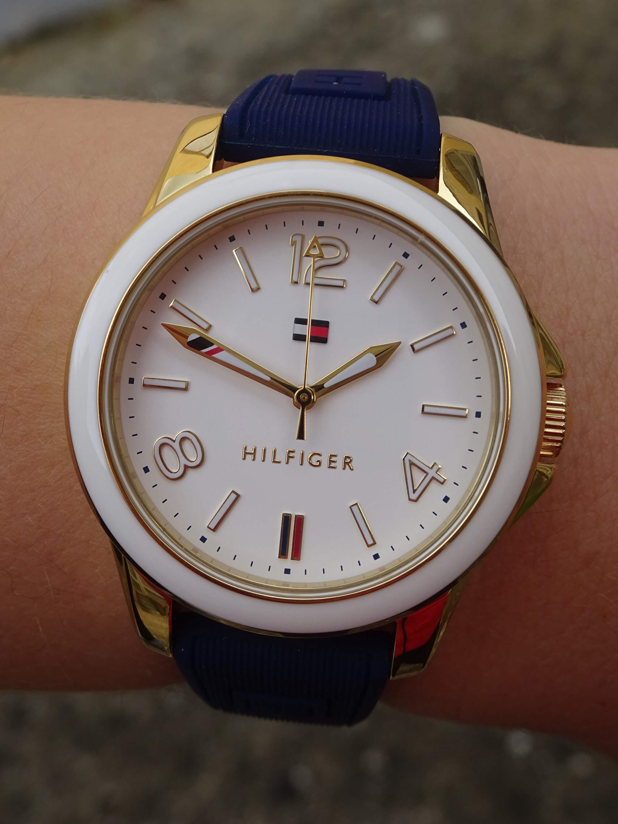 Tommy Hilfiger 1781679 Doprava a roční pojištění hodinek ZDARMA ... 57d2b522f0