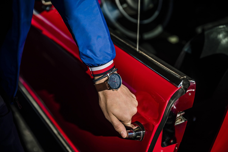 Tommy Hilfiger Chase 1791489  Foto je pouze ilustrativní – je vyobrazena  jiná barva produktu. 86c1d4d5020