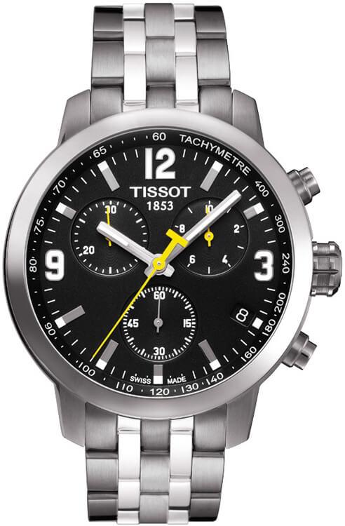 Tissot PRC 200 T055.417.11.057.00 Doprava a roční pojištění hodinek ... 0ad5131226