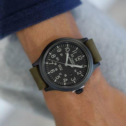 fc2fc860eb3 Timex Expedition Scout TW4B06700 Doprava ZDARMA