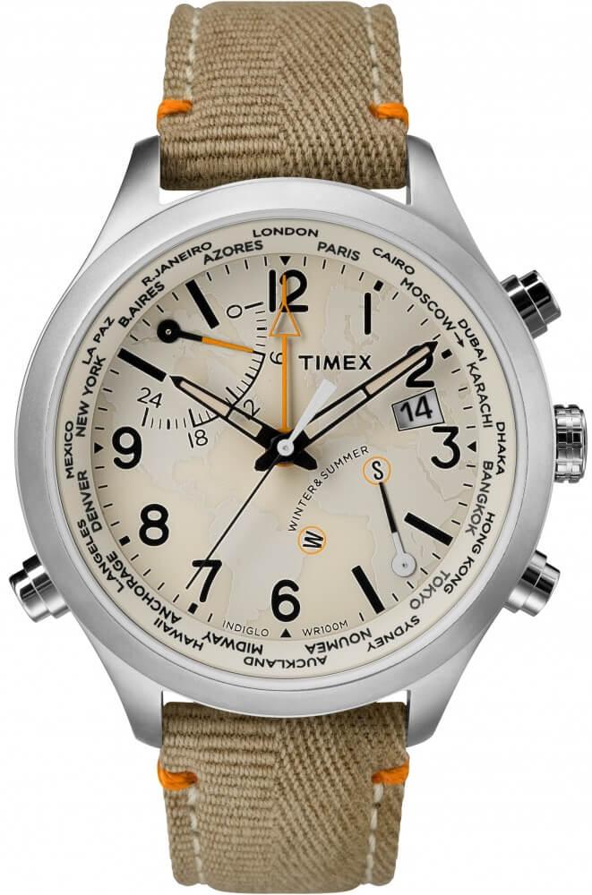 c449a02812f Timex Waterbury TW2R43300 Doprava ZDARMA
