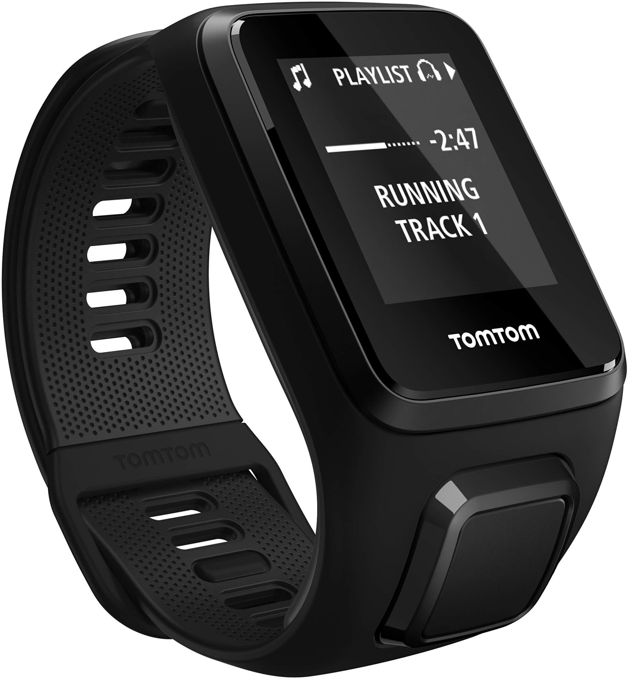 TomTom TomTom SPARK 3 Cardio+Music BLK (L) Doprava a roční pojištění ... fa1b8182568
