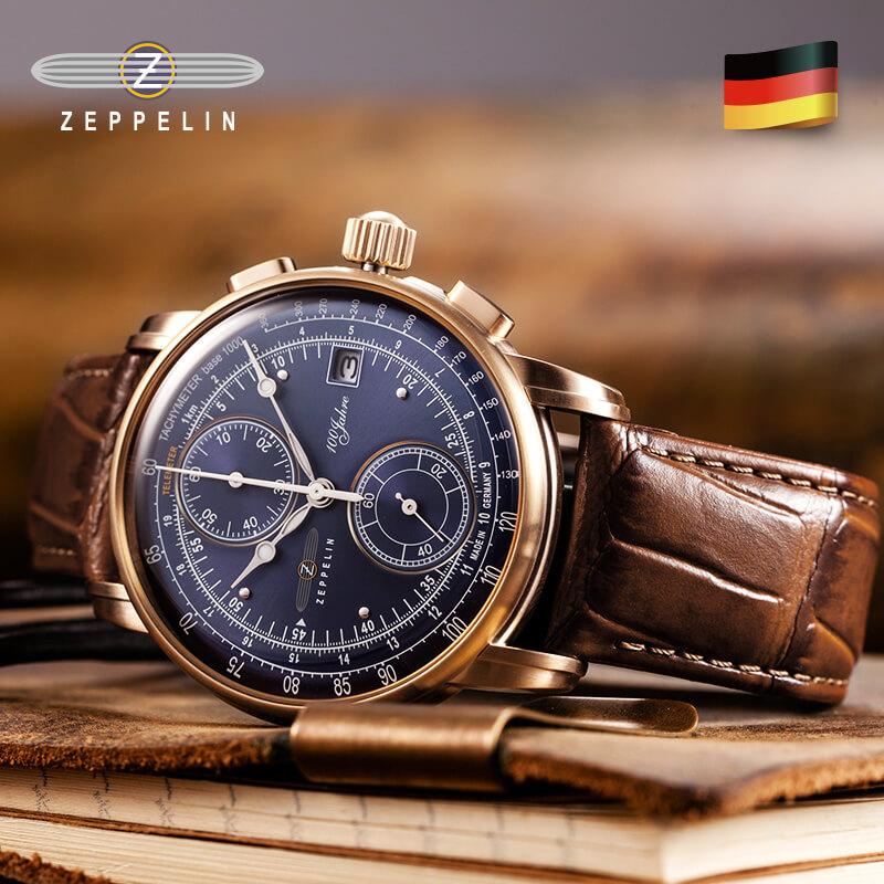 Zeppelin 100 Jahre Zeppelin ED. 1 8672-3 Doprava a roční pojištění ... 2467a30148