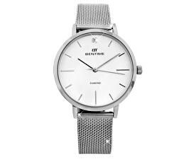 cb2c498eae8 Bentime Dámské hodinky s diamantem 027-9MB-PT11894M