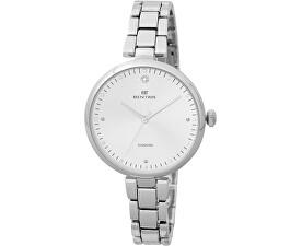 Bentime Dámské hodinky s diamantem 027-9MB-PT12103A 6eef615318